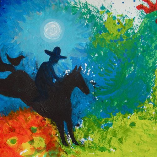 soulscapes herewood gabriel black horse