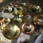 singing bowls, ton akkerman, gong