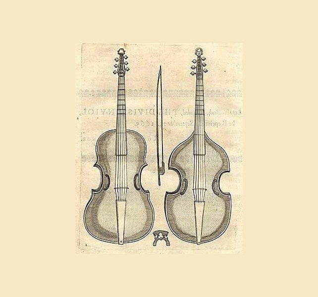 Viol Consorts 20-071