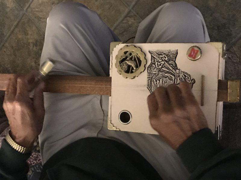 SOUTHERN JOURNEY (REVISITED) banjo player