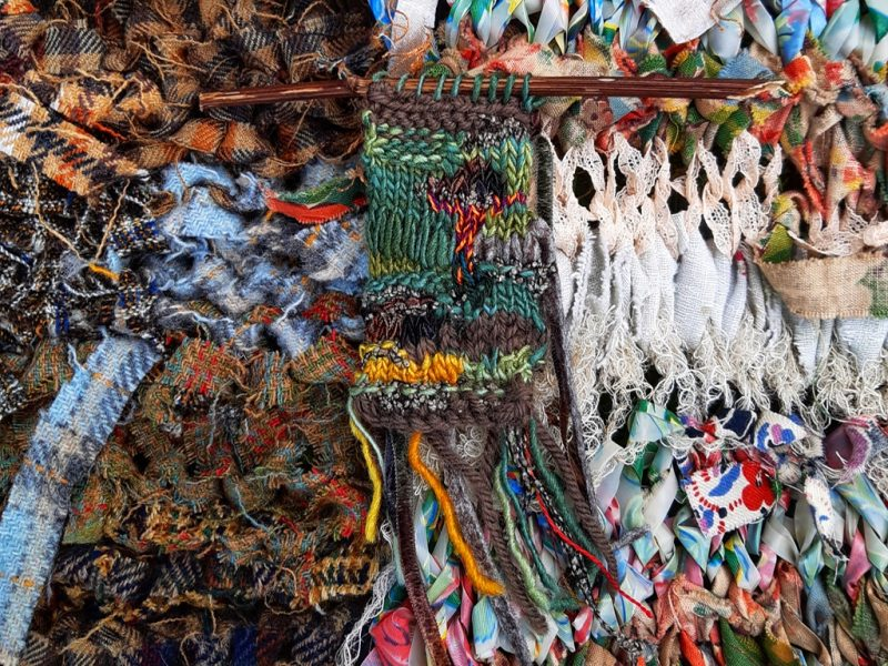 Knitting the Landscape with Sue Bradley