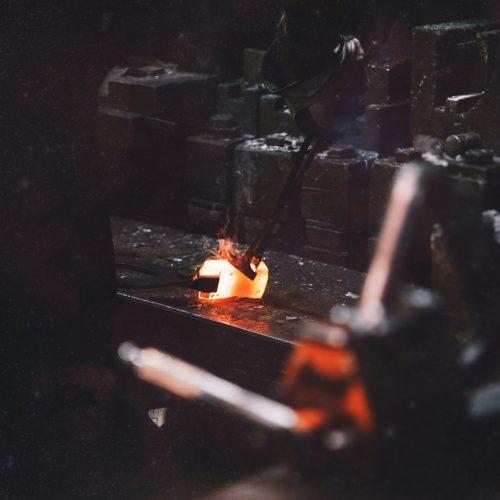 Blacksmithing Day