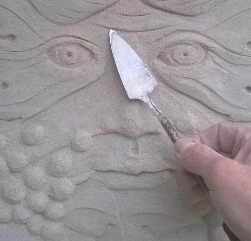 Decorative Lime Techniques - Sally Ellwood -21-344